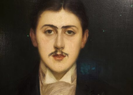 150th anniversary of Marcel Proust's birthday